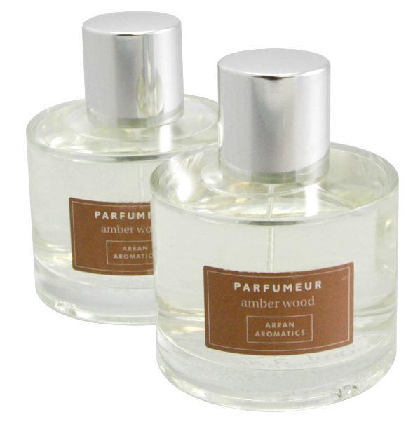 Arran Aromatics Amber Wood Room Scent