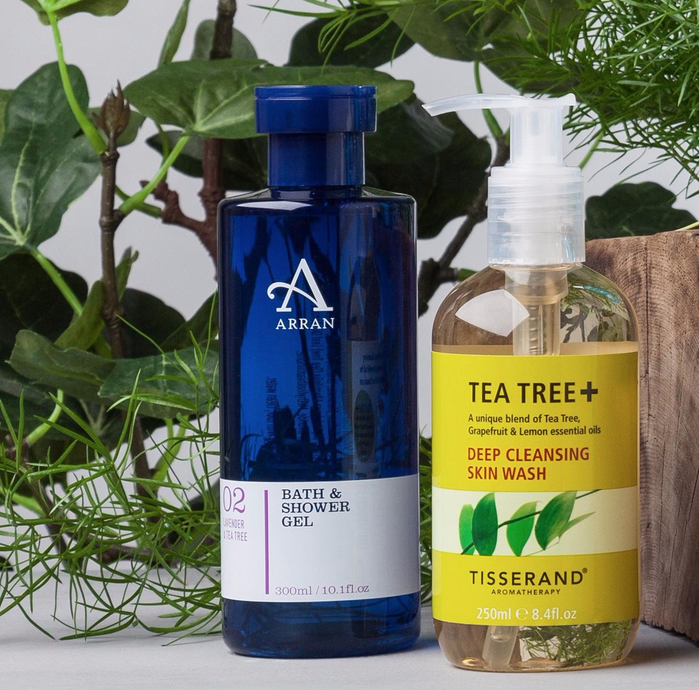 Bath & Unwind: Tea Tree